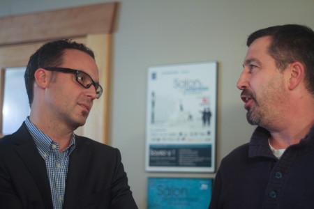 Lancement de Campagne - Jean-François LeBlanc - jflb.ca